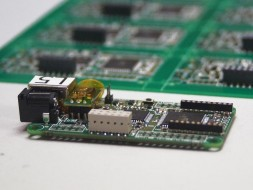printplaat eM.Be Electronics